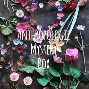 Anthropologie Mystery Box